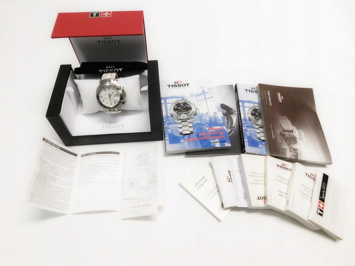 Zegarek naręczny Tissot T-RACE T048.417.27.057.00