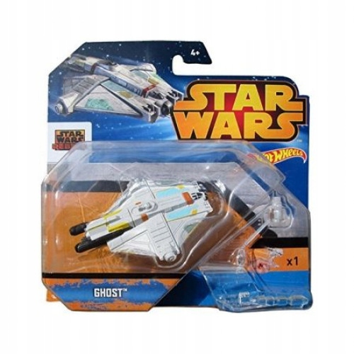 Hot Wheels, Star Wars. Statek kosmiczny Ghost
