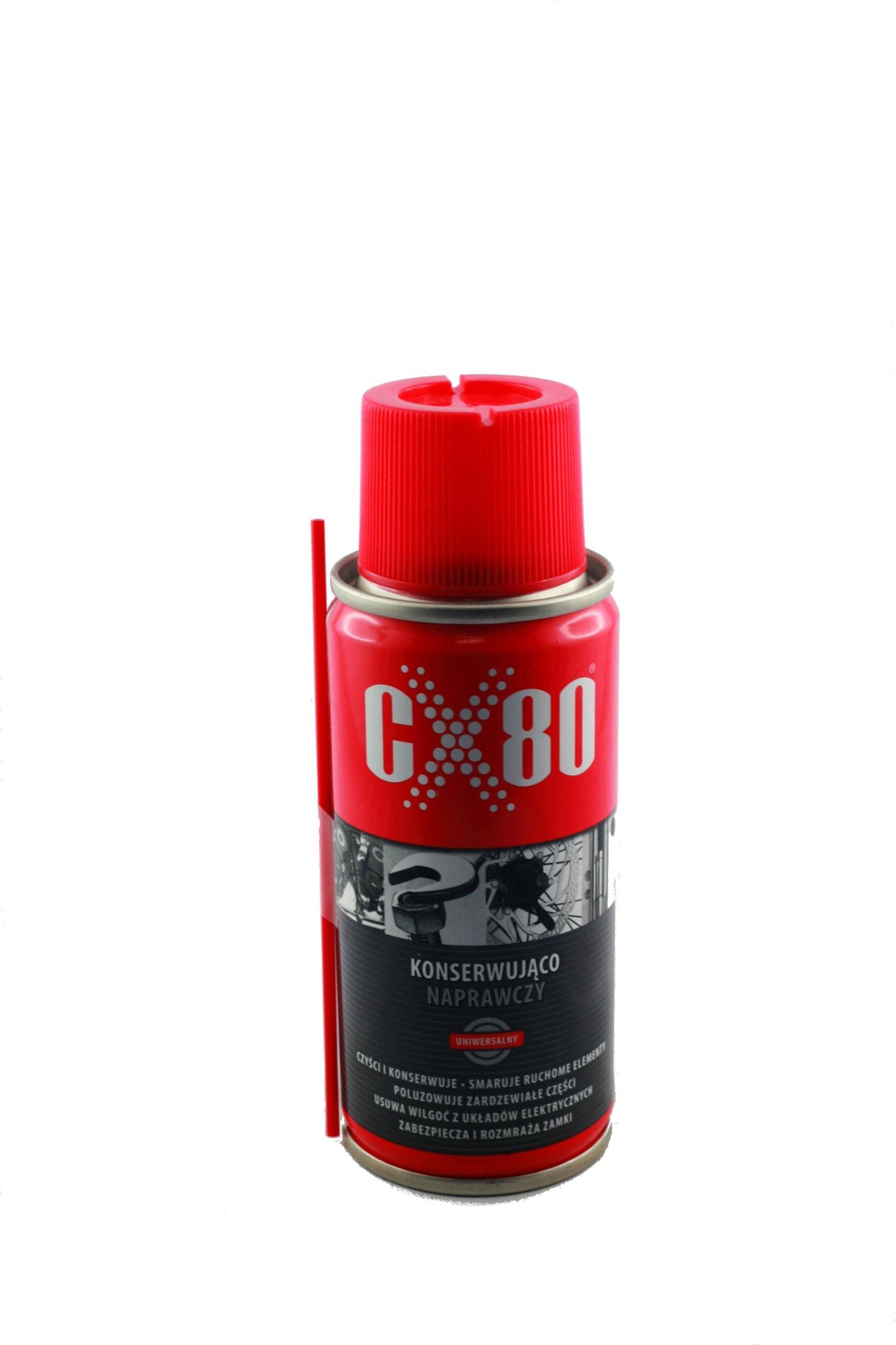 Odrdzewiacz konserwująco naprawczy CX-80 100ml
