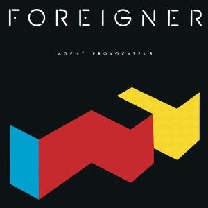 FOREIGNER - Agent Provocateur (CD) /REMATER/
