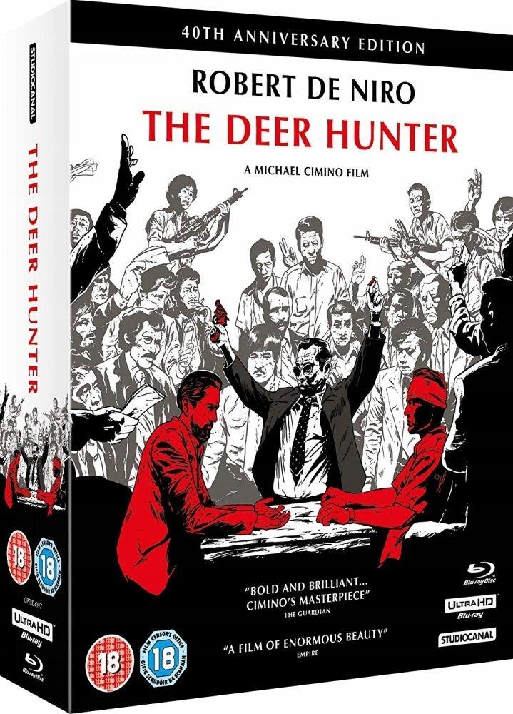 Łowca Jeleni [4K Blu-ray + Bonus] The Deer Hunter