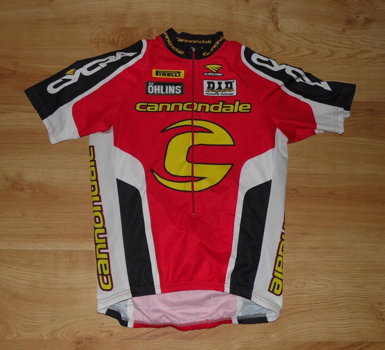 Koszulka Cannondale Pirelli L