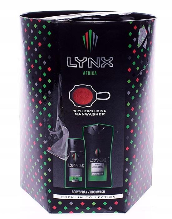 6411-54 LYNX PREMIUM COLLECTION... ZEL SPRAY 250ML