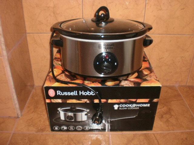 Wolnowar Russel Hobbs model 19790-56 Slow Cooker