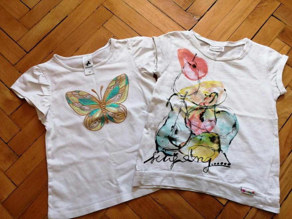T-shirt Koszulka Cocordillo Palomino 122 cm