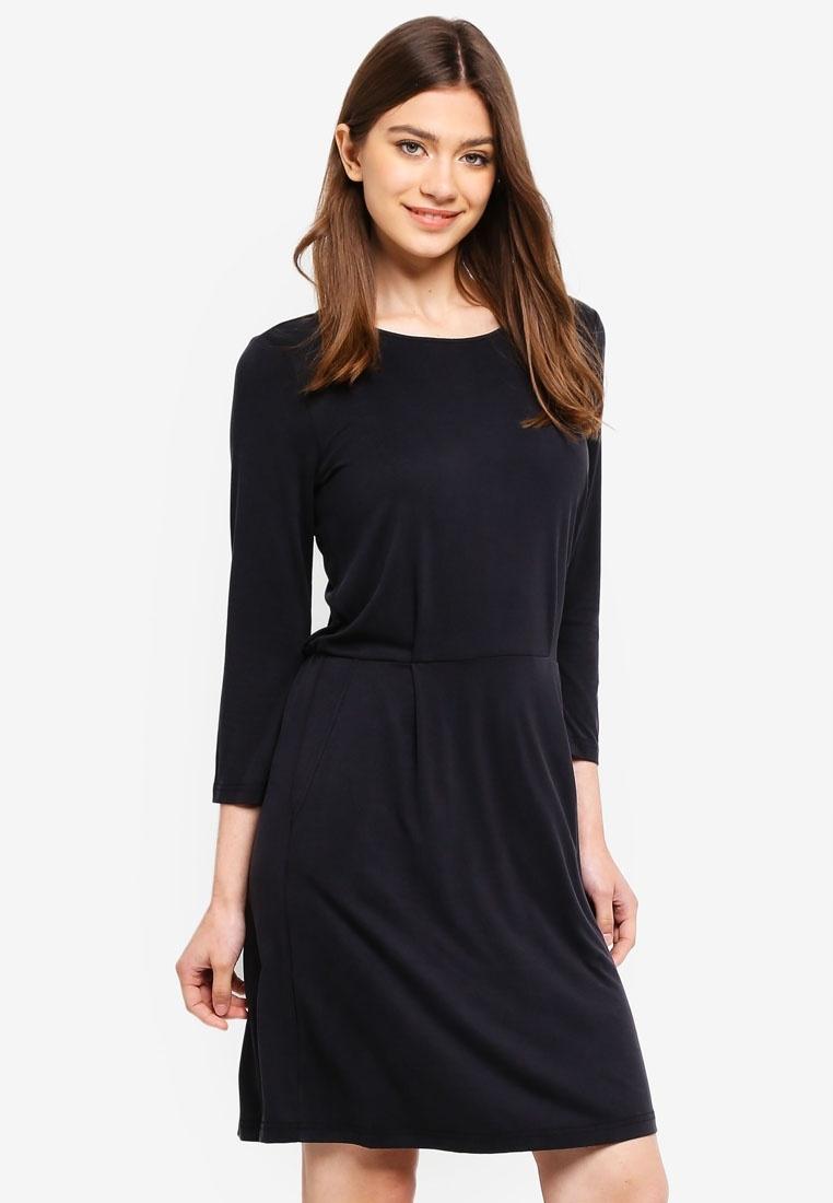 MbyM sukienka czarna zwiewna s 36