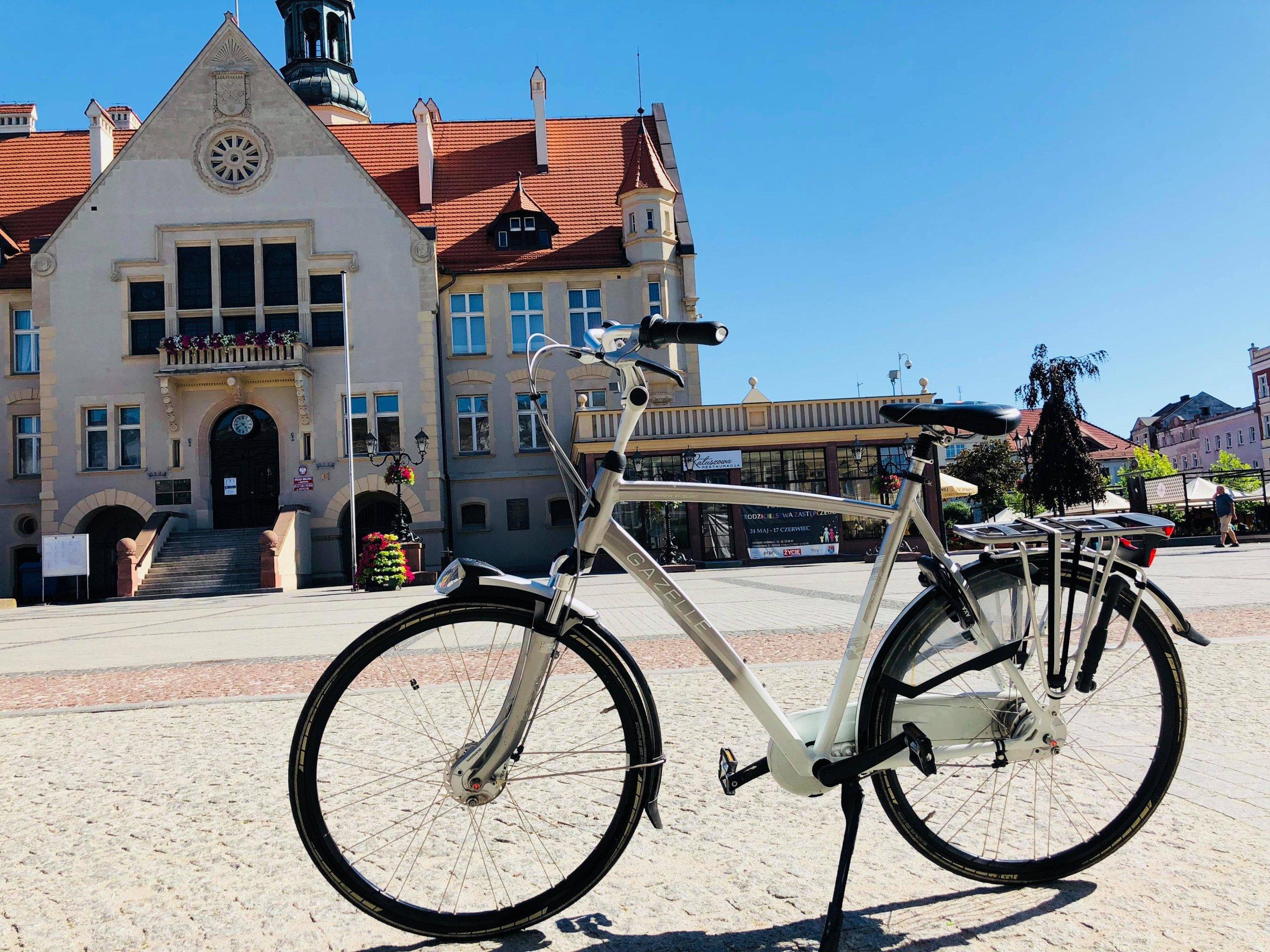 Piękny rower Gazelle Chamonix Excellent H:61