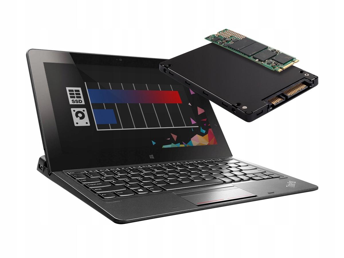 2w1 Lenovo ThinkPad Helix Full HD SSD 128GB Dotyk