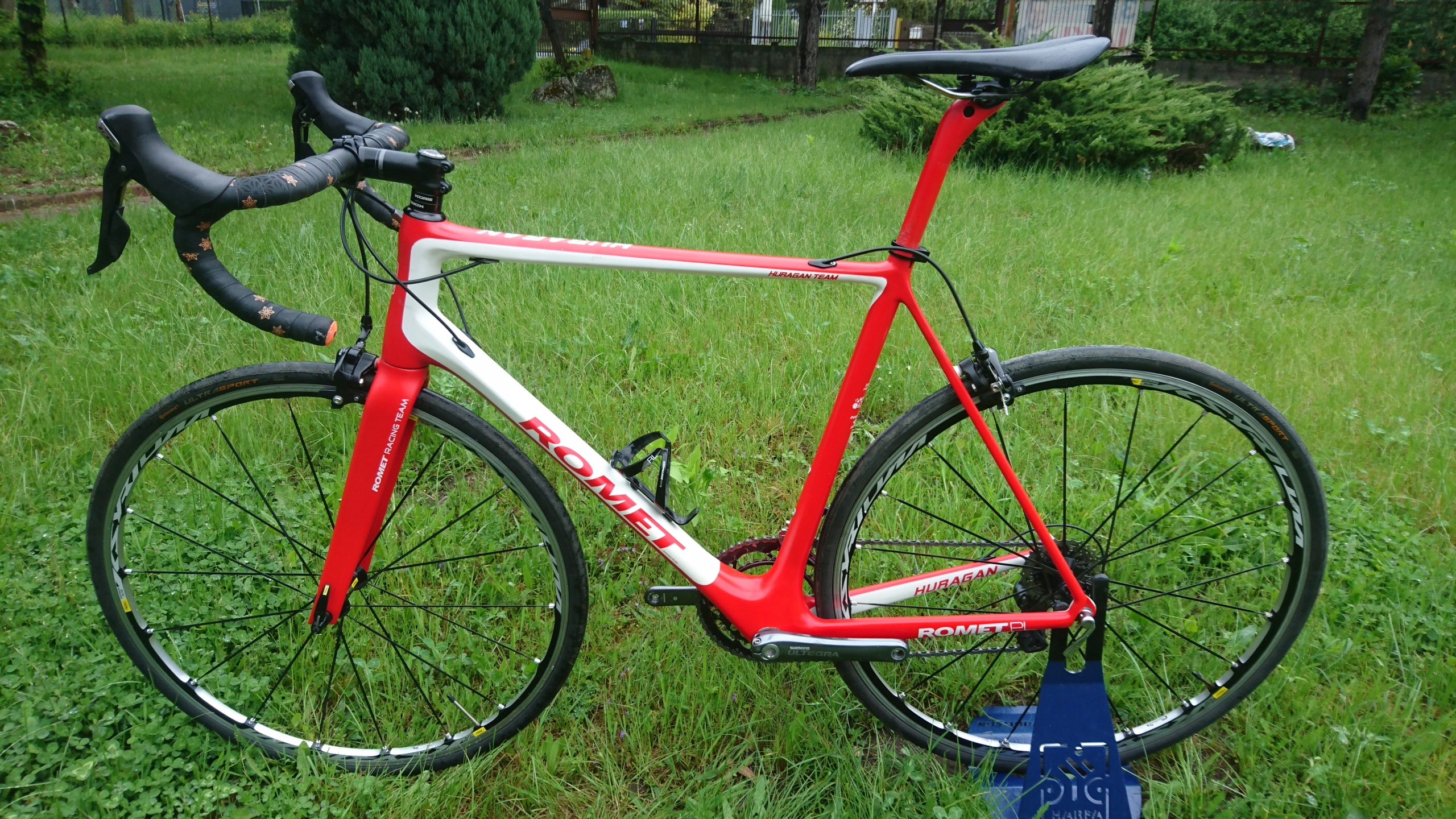 Rower Szosowy Romet Huragan 56 Ultegra 105 Team