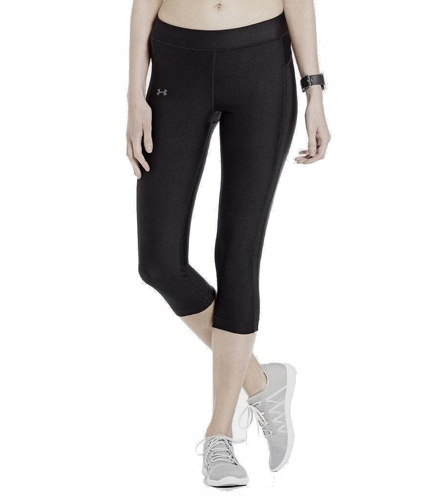 C7589 Under Armour Capri Legginsy damskie 160 M