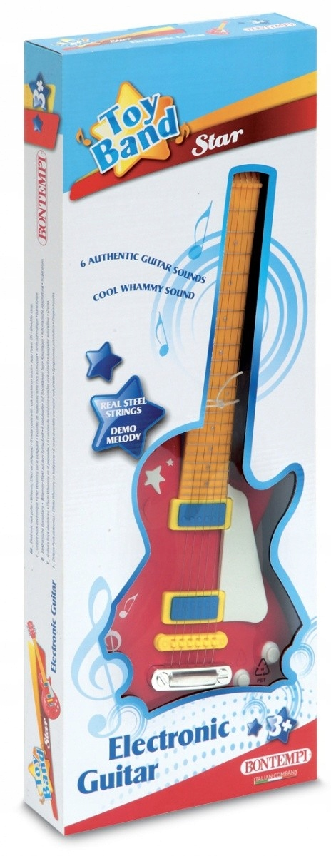BONTEMPI Star Gitara elektryczna