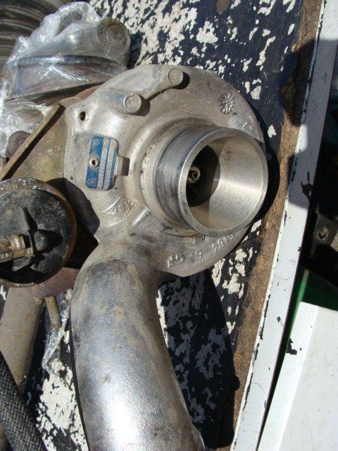 Turbosprężarka do Renault Master 2.5 tdci 06r