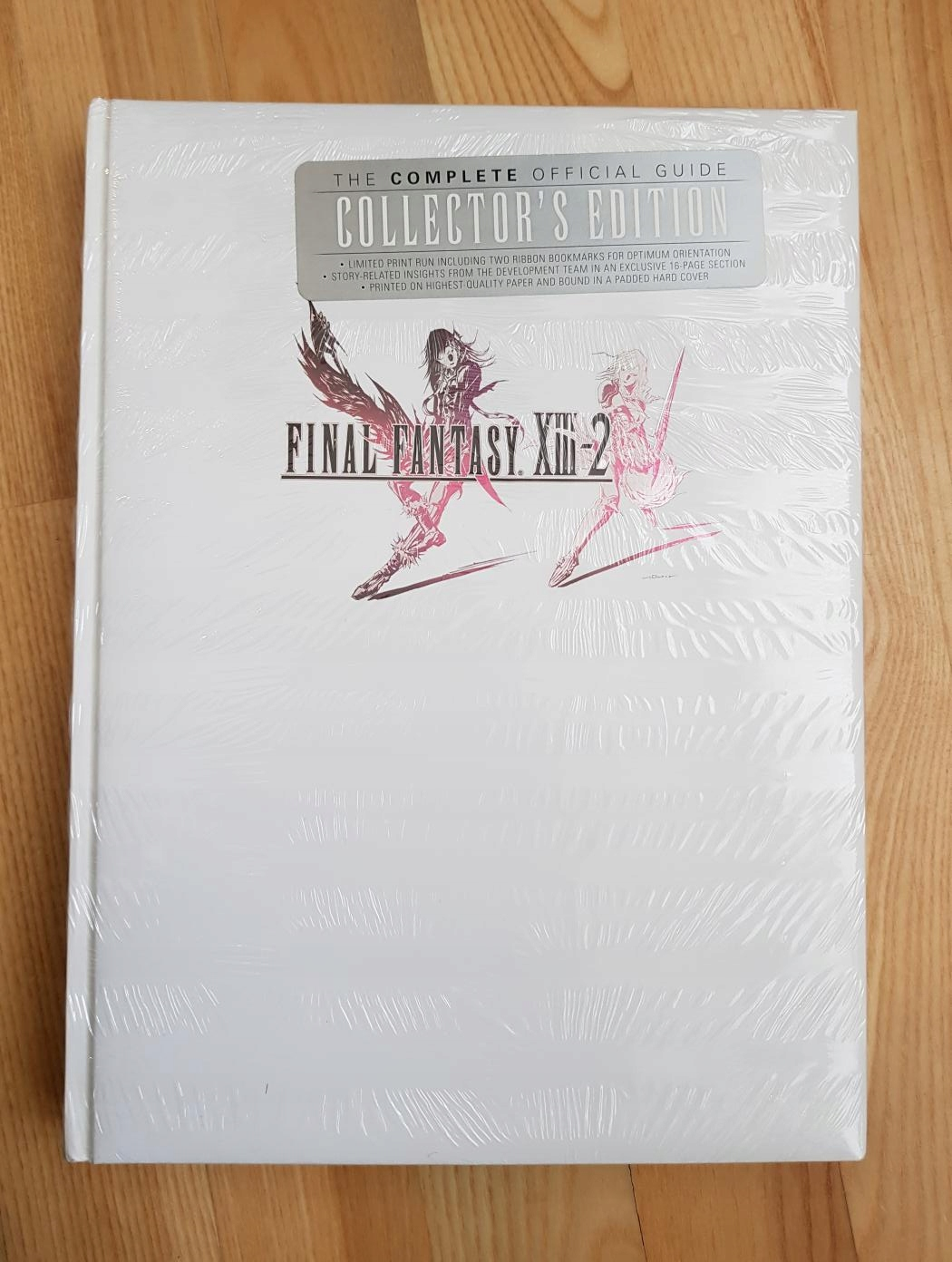 Final Fantasy XIII-2 Game Guide | Poradnik