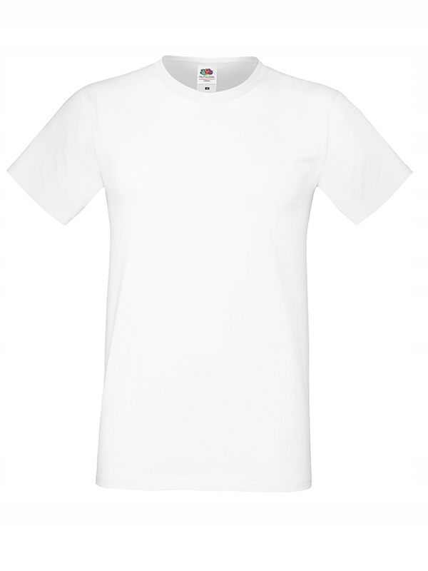 Męska Koszulka Sofspun FRUIT White XXL