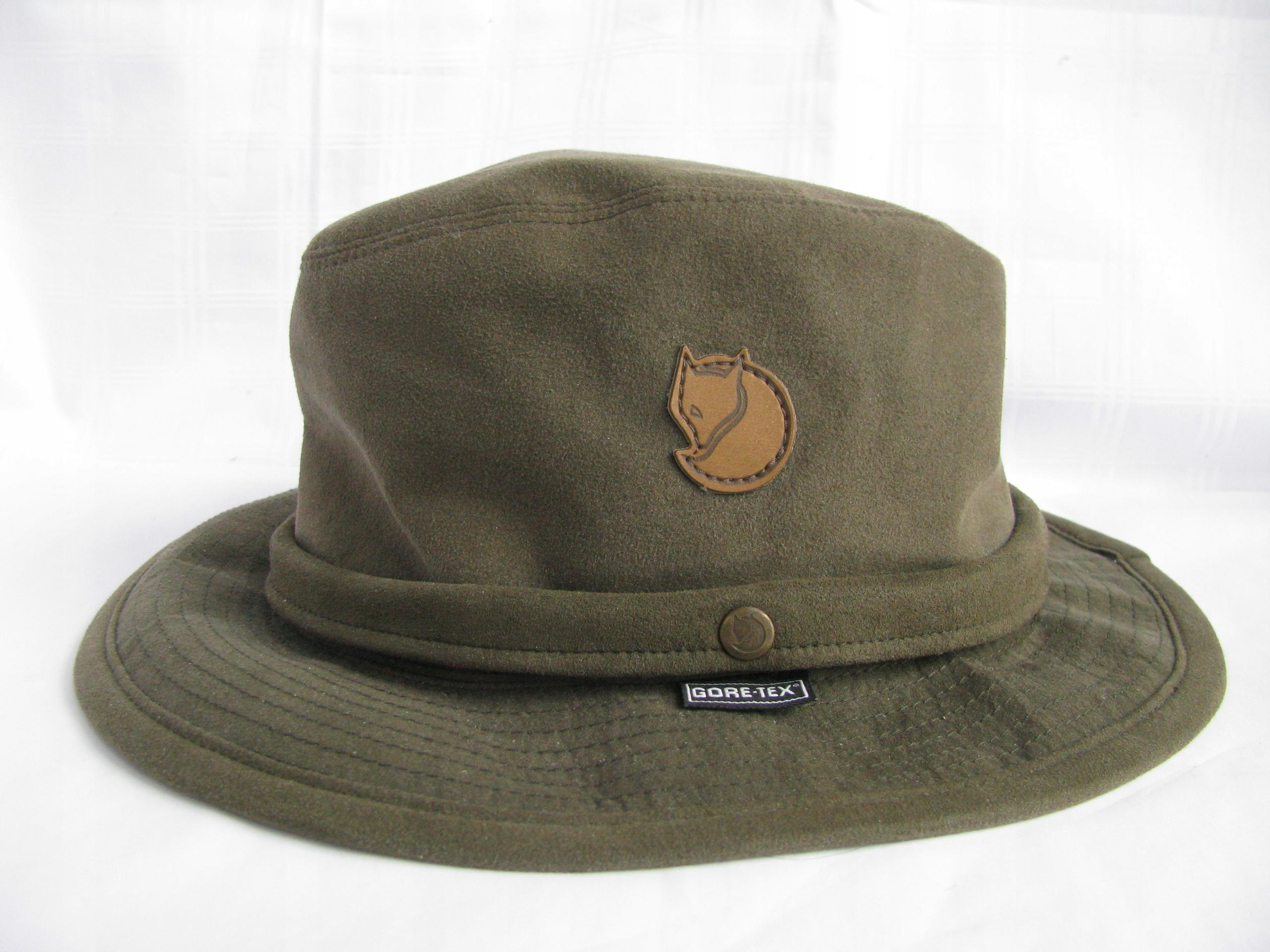 FJALLRAVEN GORE-TEX kapelusz r S