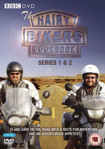 HAIRY BIKERS COOK BOOK SEASON 1-2 [DVD]