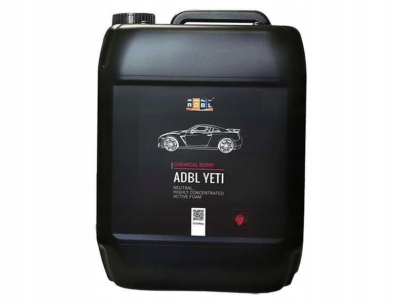 ADBL YETI CHEMICAL BERRY 5L Aktywna piana
