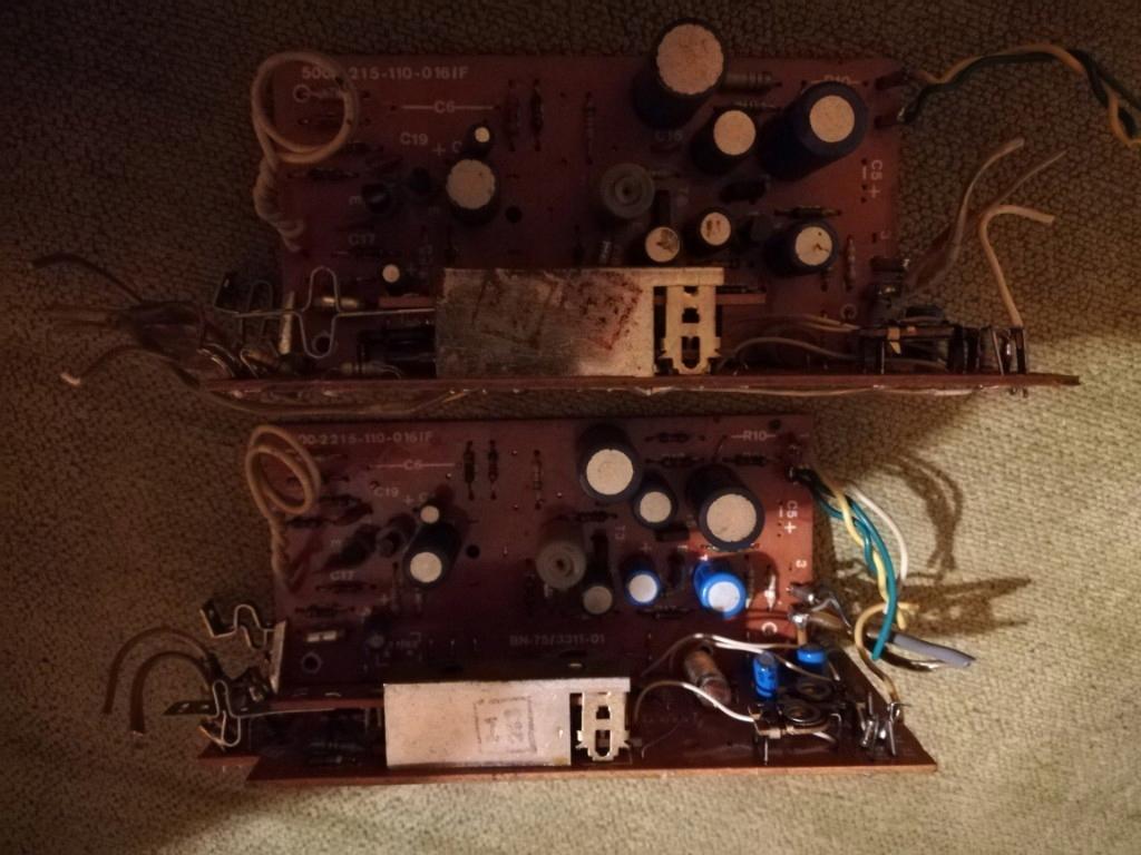 plytki magnetofon szpulowy m2405 s