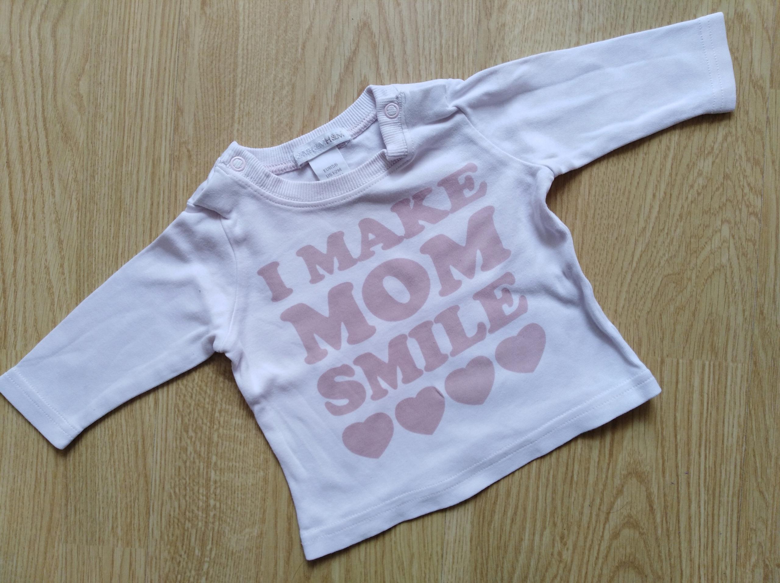 Bluzeczka H&M 56 1-2 m
