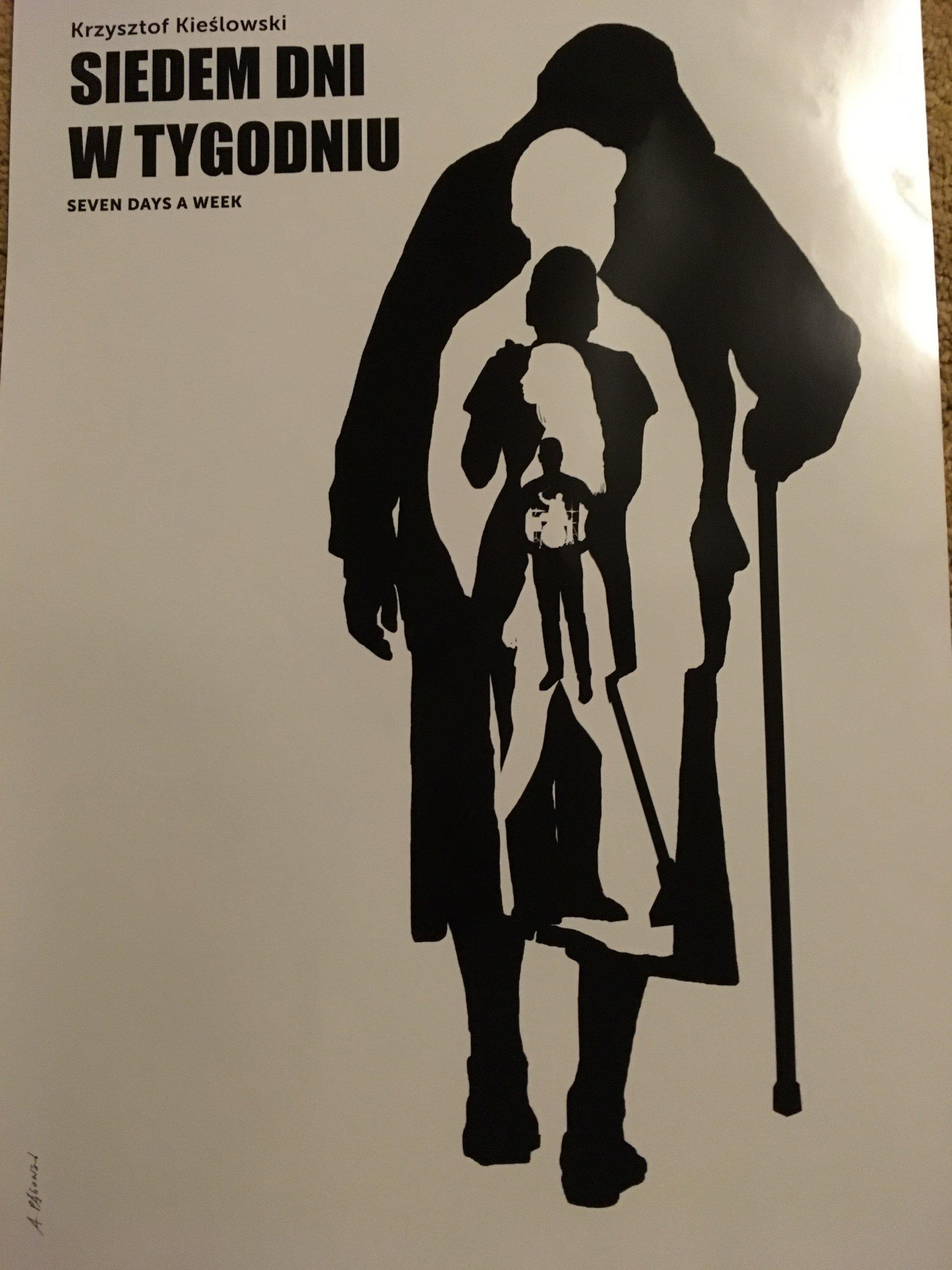 Krzysztof Kieślowski Plakaty Filmowe 7338181458