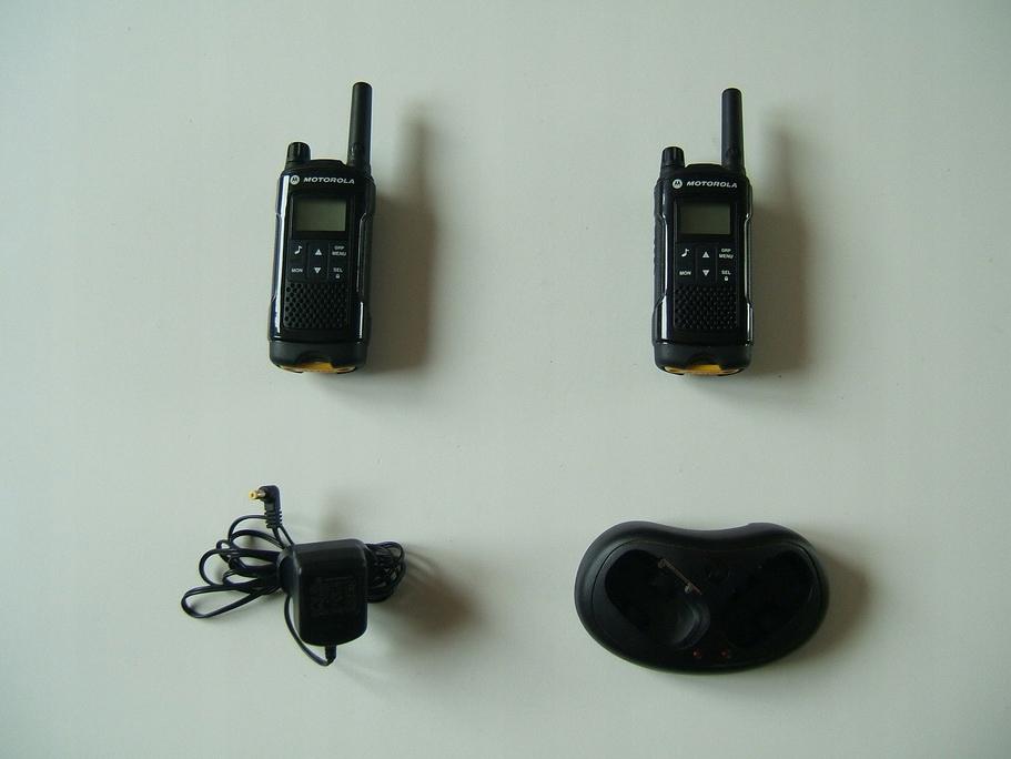 Motorola XT180 Krótkofalówki PMR Walkie Talkie VOX