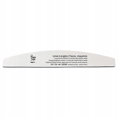 Peggy Sage 2-Way Nail File Medium pilnik do paznok