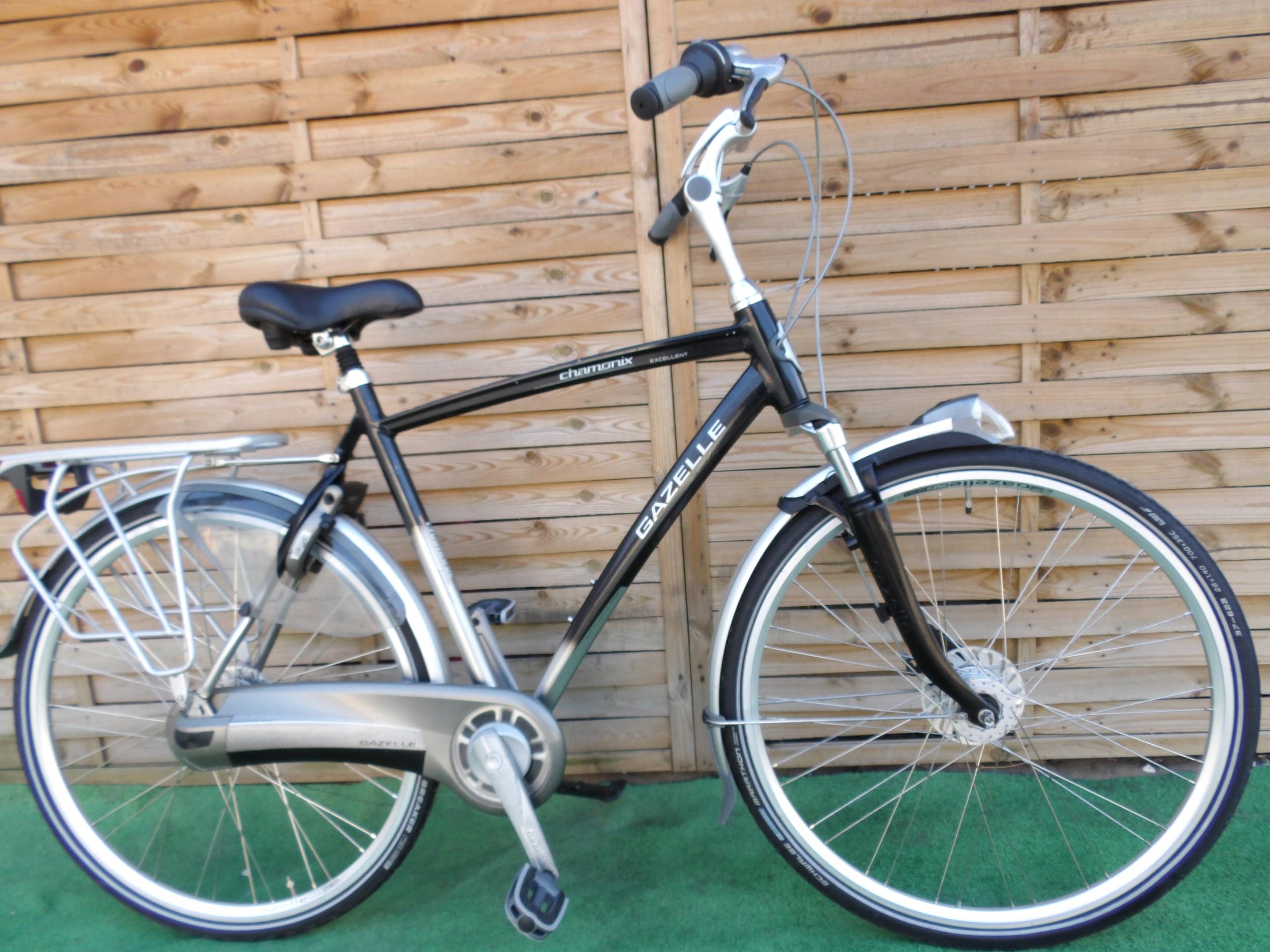Rower męski Gazelle Chamonix Excellent. H 57.