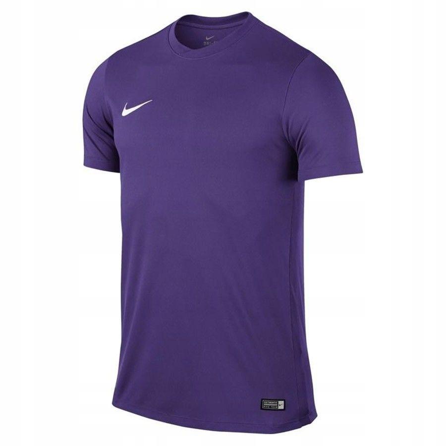 Koszulka Nike Park VI 725891 547 - FIOLETOWY; XL