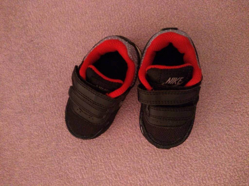 Buty Nike dla niemowlaka
