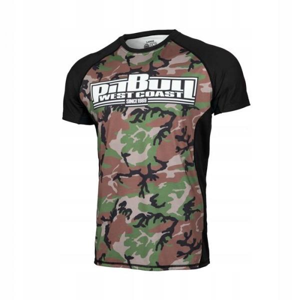 PIT BULL Rashguard Boxing koszulka treningowa r.S