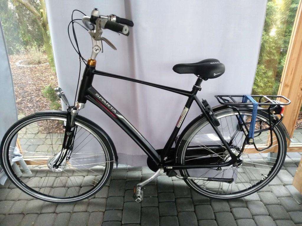 """Rower Holenderski SPARTA SHADOW 28"""" 51cm"""