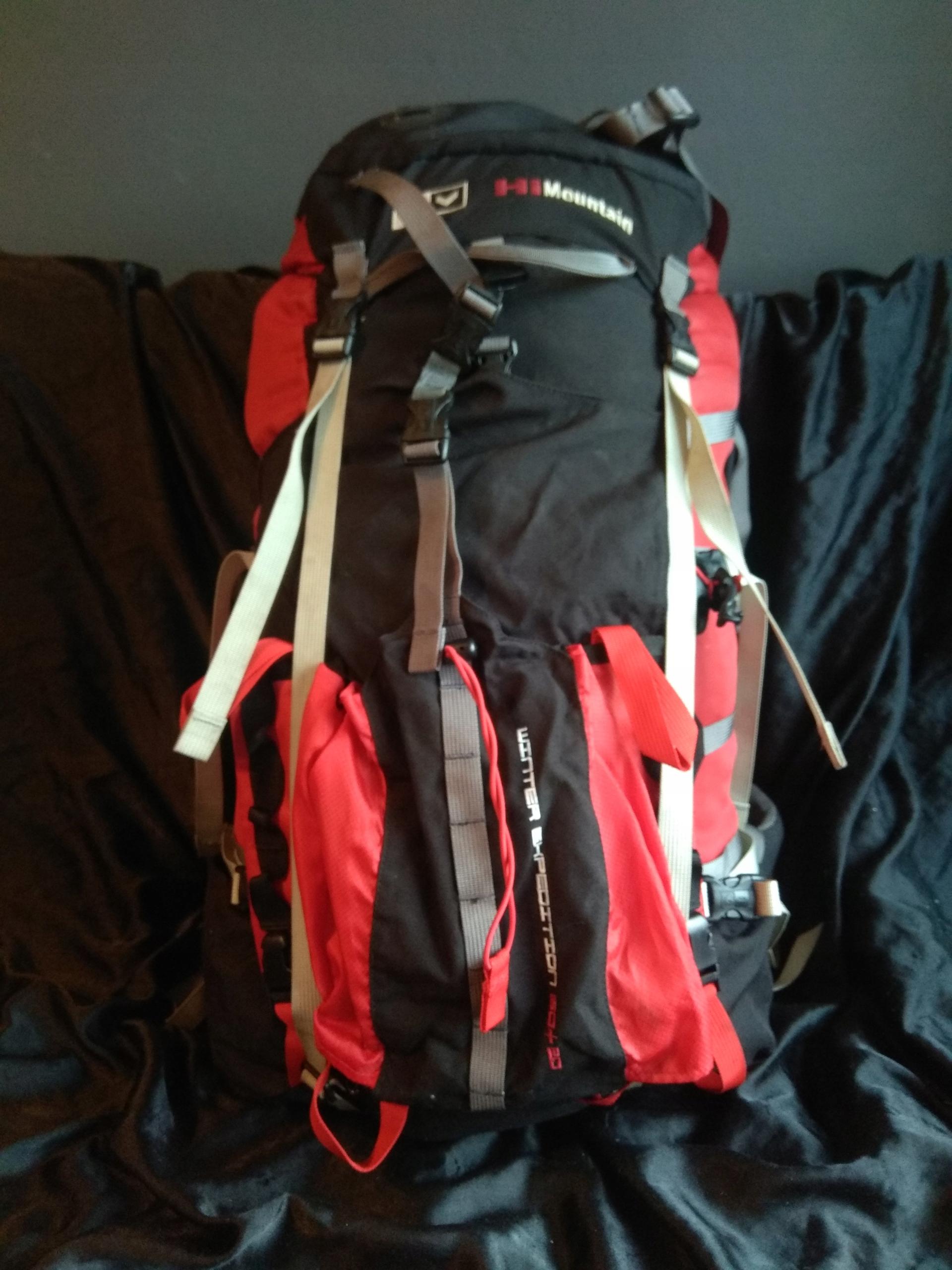 Plecak HiMountain Winter Expedition 60+20 l