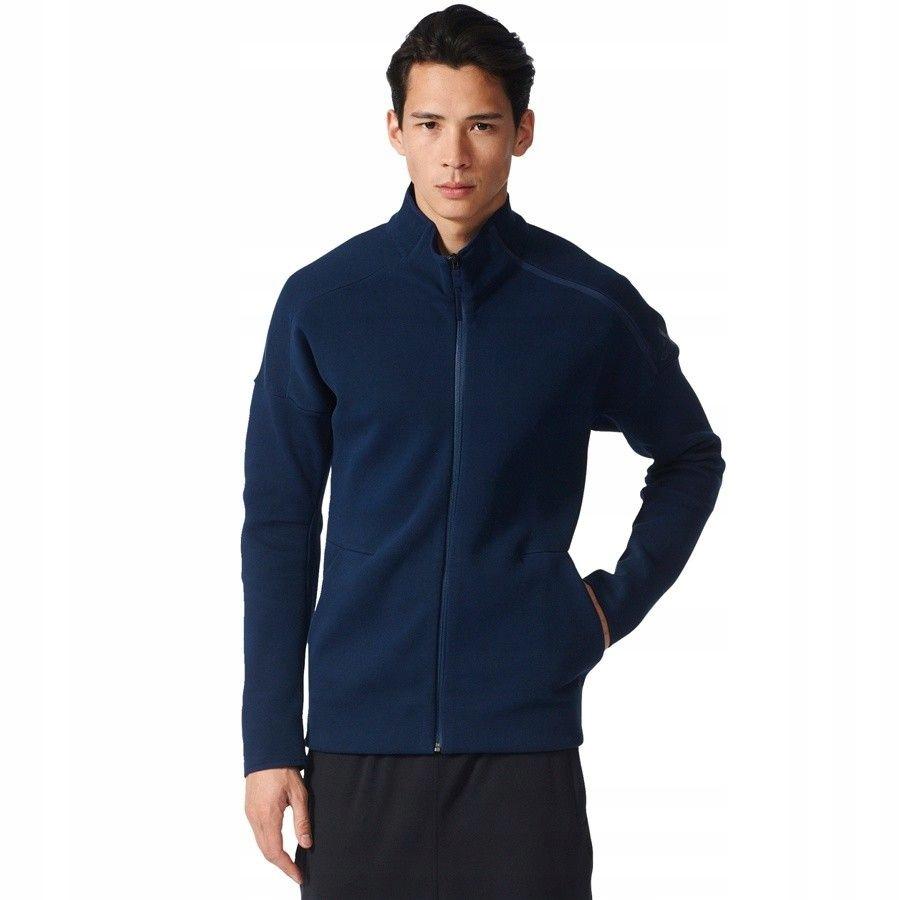Bluza adidas Z.N.E. Tracktop knit S94817 - GRANATO