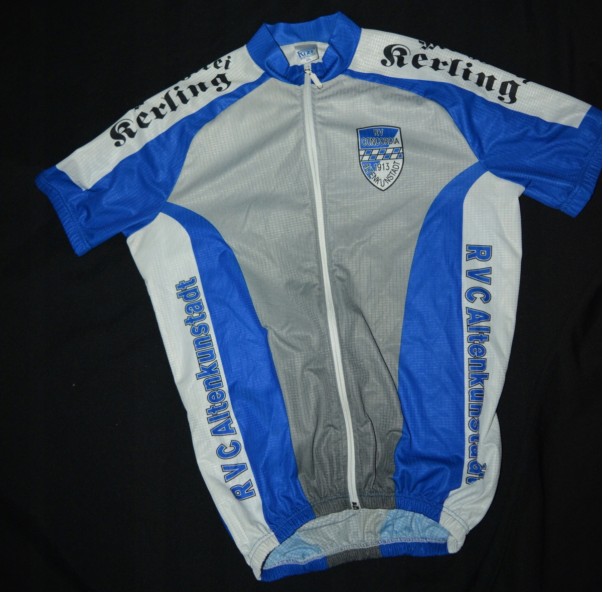Rowerowa koszulka Rizi sportmoden XXL
