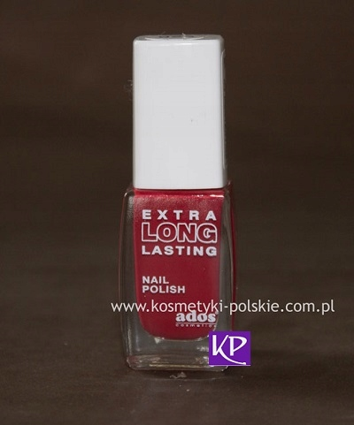 Ados Lakier Long Lasting nr 926 ciemna czerwień
