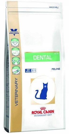 Royal Canin Veterinary Diet Feline Dental DSO29 1,