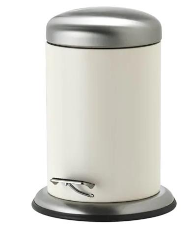 Ikea Mjosa Kosz Na śmieci 3l Biały łazienkowy 7591677348