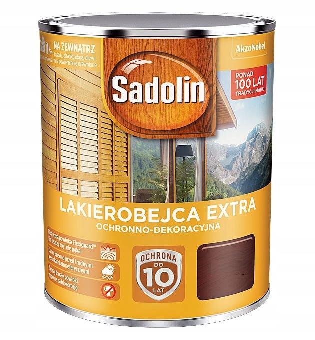SADOLIN EXTRA Lakierobejca 5L Bezbarwny