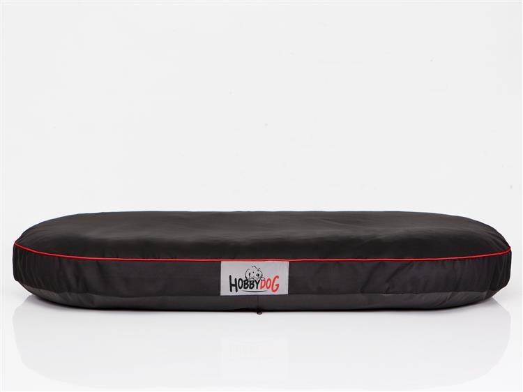 Materac dla psa 108x85 cm Czarny