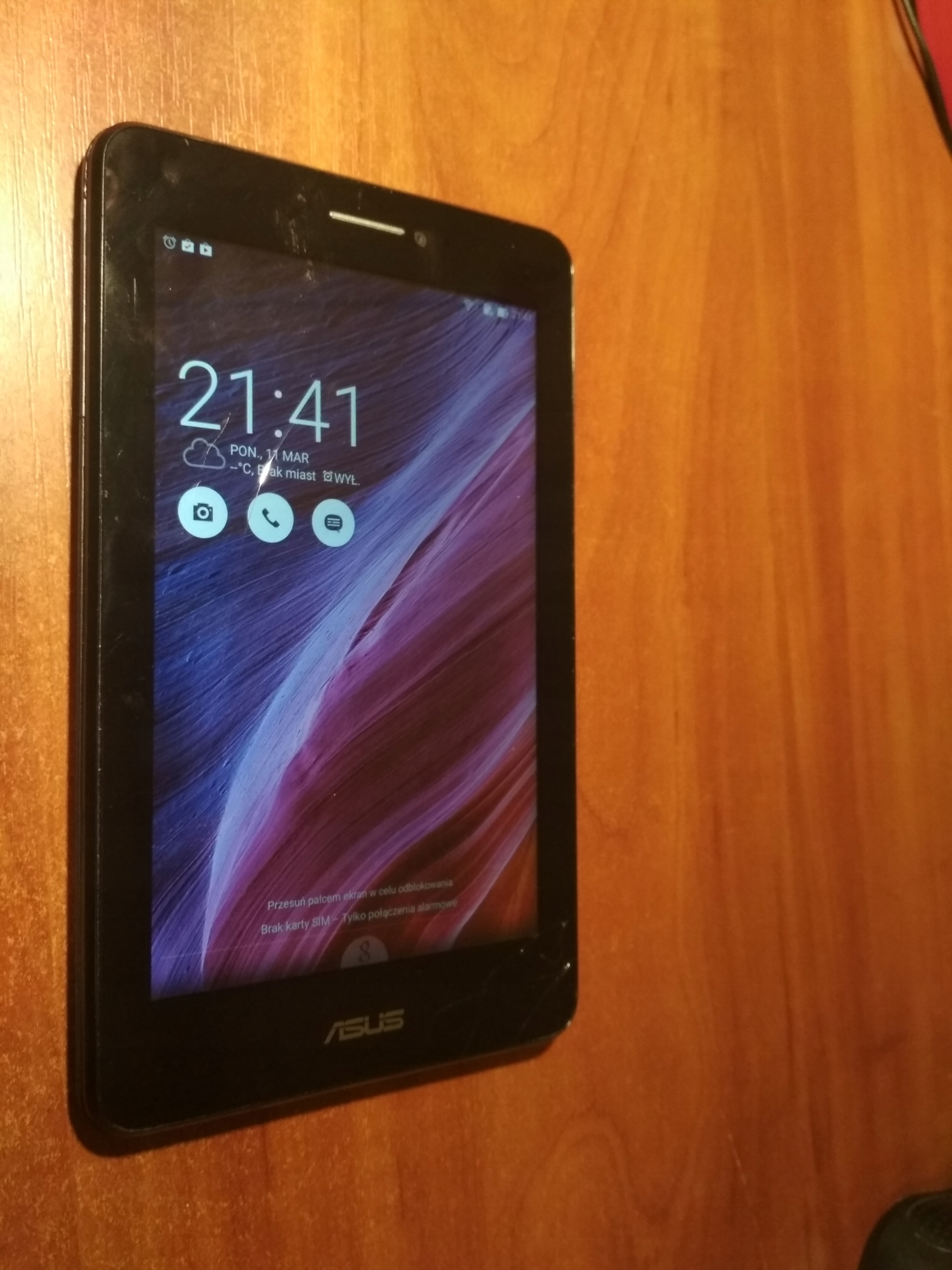 tablet,telefon Asus fonepad 7 K00Z - 7898200813 - oficjalne