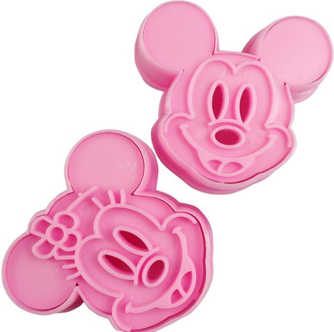 foremki wykrawaczki myszka MIKI Mickey Minnie