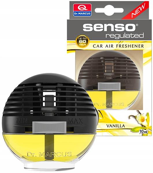 Zapach Senso Regulated nawiew Waniliowy