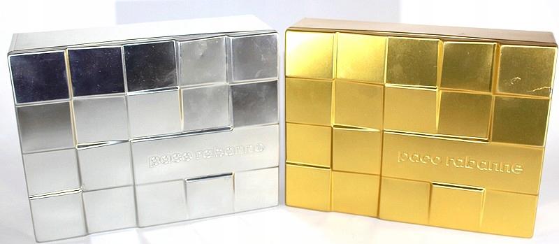 Blaszane pudełko po perfumach PACO RABANNE Z449