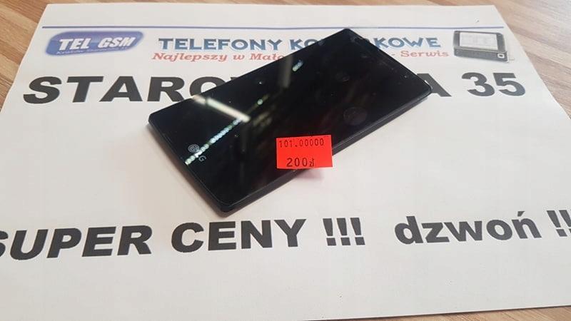 Wyświetlacz ORYGINALNY LG G4c / TEL-GSM / KRK
