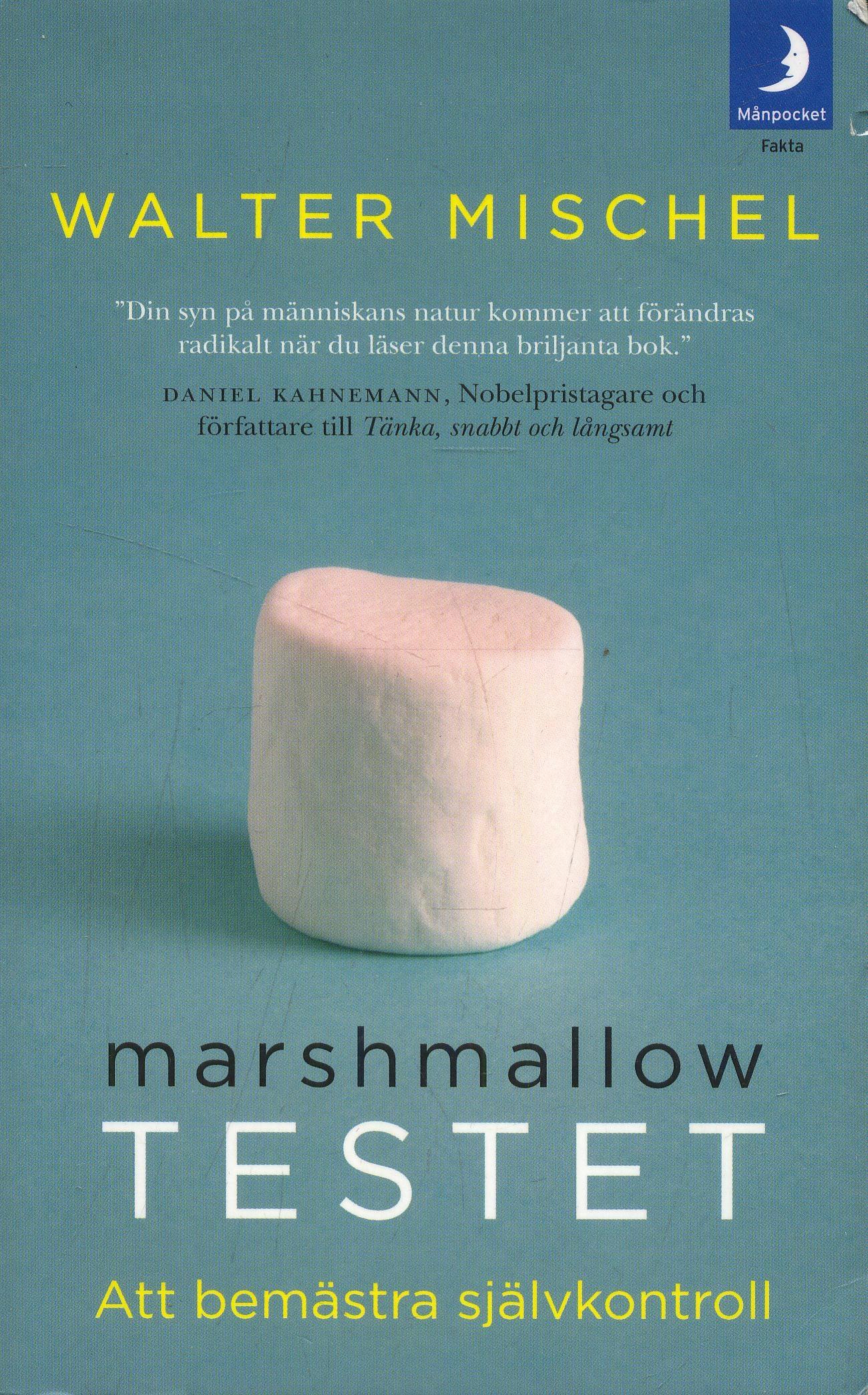ATS - Mischel Walter - Marshmallowtestet