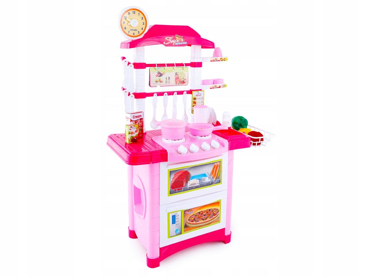 Kuchnia Dla Dzieci światło Dźwięk 7632308394 Oficjalne