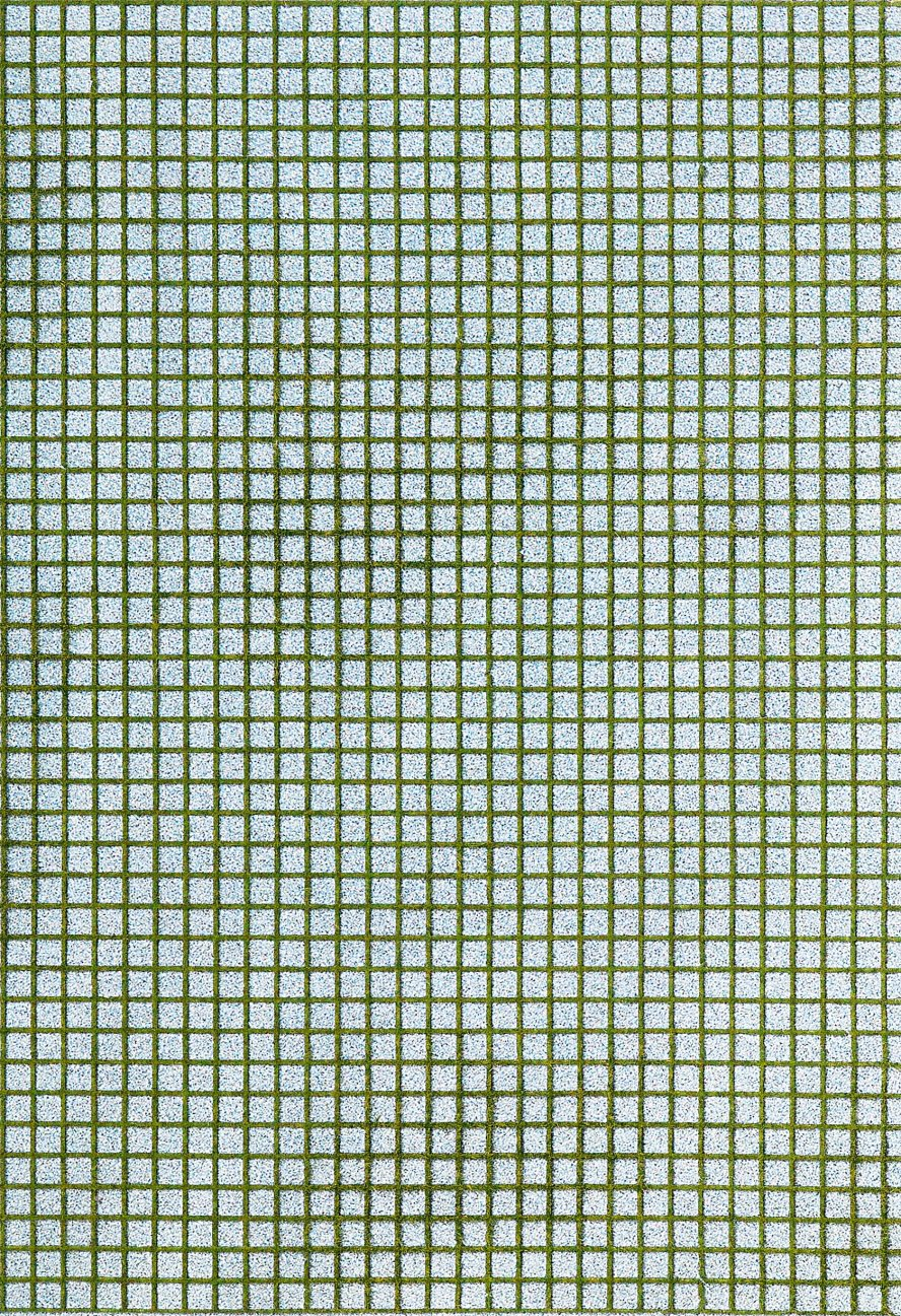 Busch 7432 Płyta dekoracyjna 3-D Kostka brukowa z