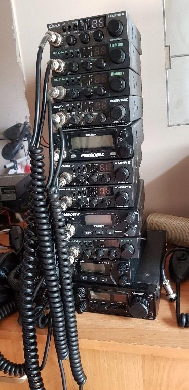 cb radio president uniden
