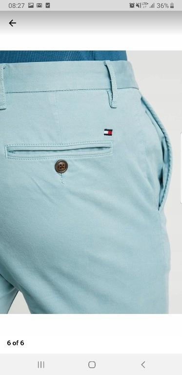 Spodnie Tommy Hilfiger Slim nowe