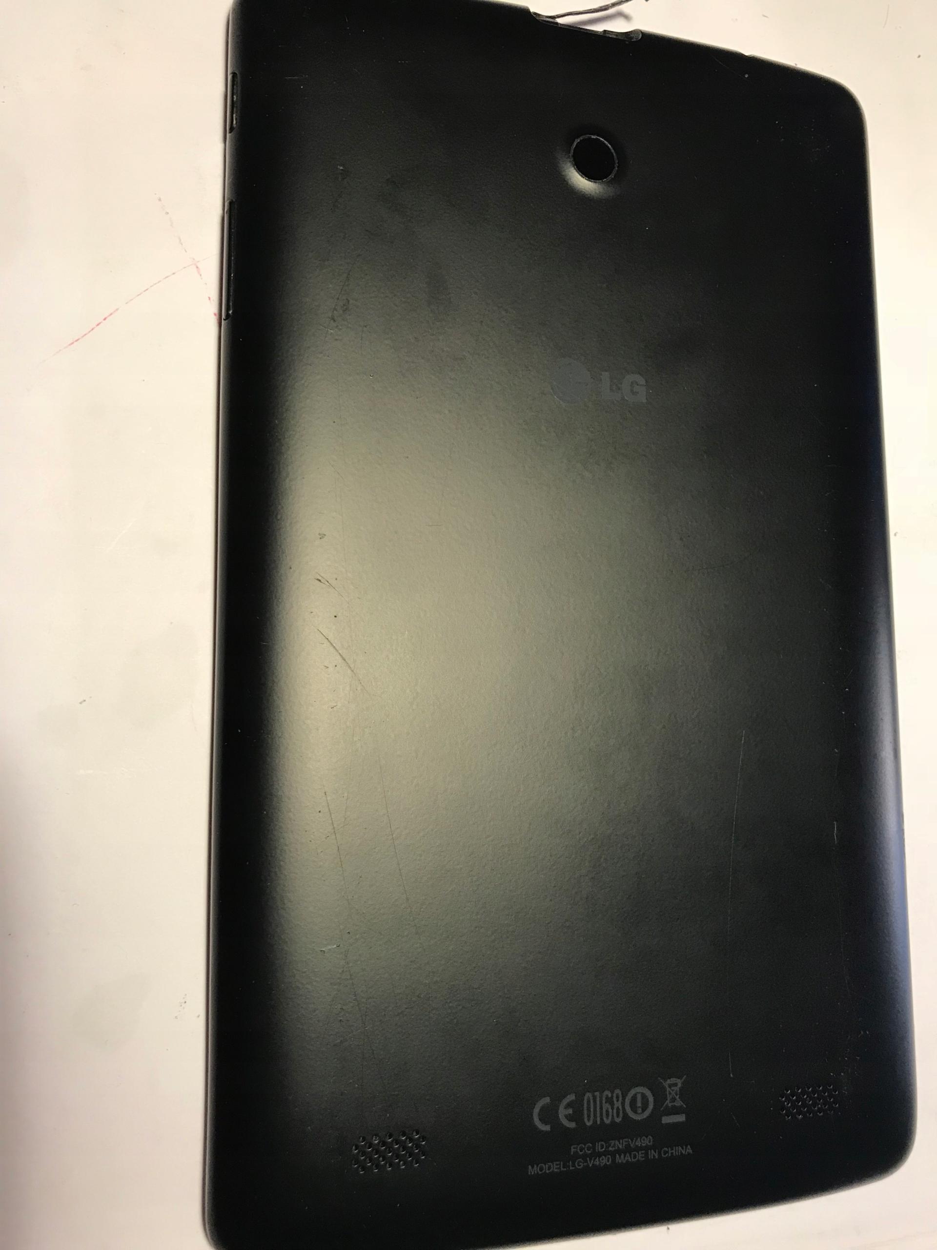 LG V490 Klapka baterii